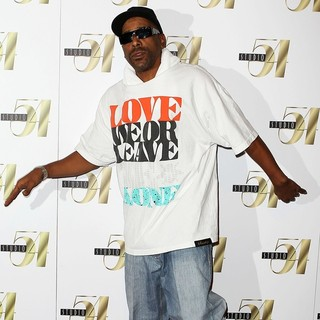 Tone Loc in Celebrated Musicians Party