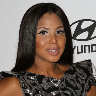 Toni Braxton in Clive Davis And The Recording Academy's 2012 Pre-GRAMMY Gala