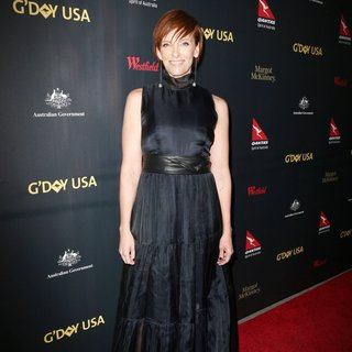 Toni Collette in 2016 G'Day Los Angeles Gala