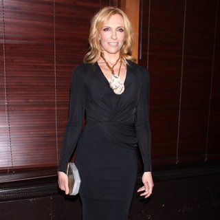 Toni Collette in Opening Night After Party for The Realistic Joneses - Arrivals