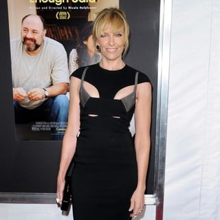 Toni Collette in New York Screening of Enough Said - Red Carpet Arrivals