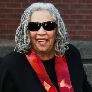 Toni Morrison in Special Screening of The Debt - Outside Arrivals
