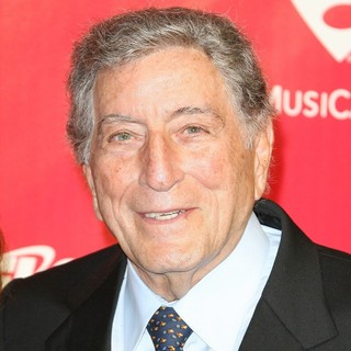 Tony Bennett in 2012 MusiCares Person of The Year Gala Honoring Paul McCartney