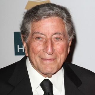 Tony Bennett in Clive Davis And The Recording Academy's 2012 Pre-GRAMMY Gala