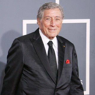 Tony Bennett in 54th Annual GRAMMY Awards - Arrivals