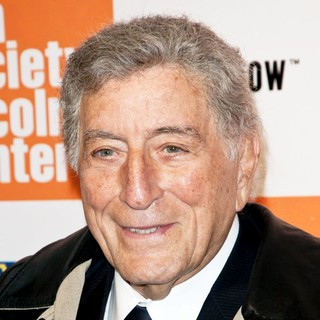 Tony Bennett in Lincoln Center Film Society's 2011 Chaplin Award Gala Honoring Sidney Poitier - Arrivals