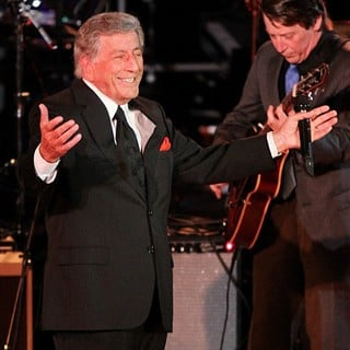 Tony Bennett in International Jazz Day Sunset Concert