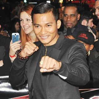 Tony Jaa-XXX: Return of Xander Cage Premiere