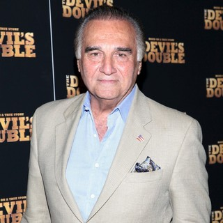 Tony Lo Bianco in The New York Premiere of The Devil's Double