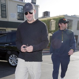 Tony Romo in Tony Romo Goes to Lunch with A Friend