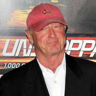 Tony Scott in Los Angeles Premiere of Unstoppable