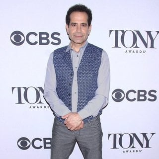 Tony Shalhoub in Meet The 2014 Tony Nominees Press Junket - Arrivals