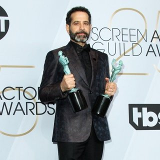 Tony Shalhoub in 25th Annual Screen Actors Guild Awards - Press Room