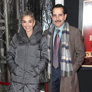 Tony Shalhoub in The Hitchcock Premiere