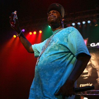 Tony Yayo in Hot97 - Where Hip Hop Lives Presents 50 Cent's 5 Borough Tour