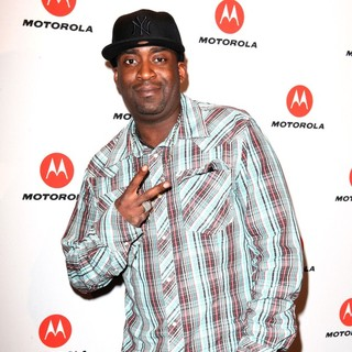 Tony Yayo in DROID RAZR by Motorola and MOTOACTV Launch Event - Arrivals