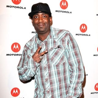 Tony Yayo in DROID RAZR by Motorola and MOTOACTV Launch Event - Arrivals - tony-yayo-droid-razr-motoactv-launch-event-01