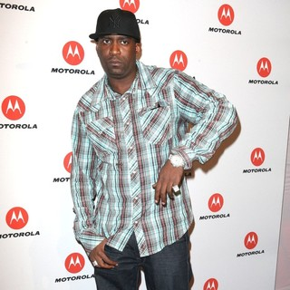 Tony Yayo in DROID RAZR by Motorola and MOTOACTV Launch Event - Arrivals - tony-yayo-droid-razr-motoactv-launch-event-02