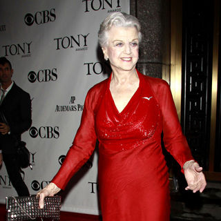 Angela Lansbury in The 64th Tony Awards - Arrivals