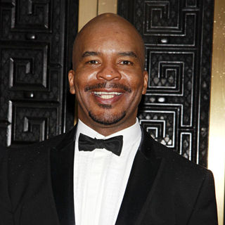David Alan Grier in The 64th Tony Awards - Arrivals