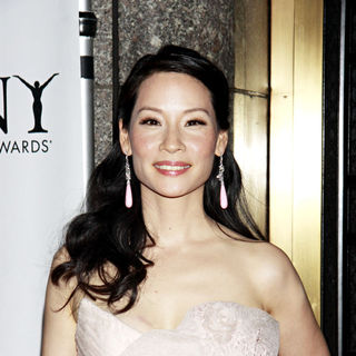 Lucy Liu in The 64th Tony Awards - Arrivals