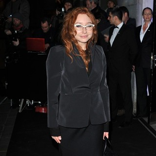 Tori Amos in London Evening Standard Theatre Awards - Arrivals
