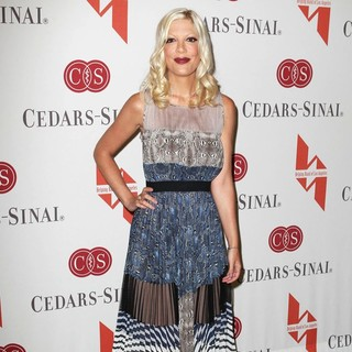 Tori Spelling in The Helping Hand of Los Angeles Presents The 84th Annual Mother's Day Luncheon and Fashion Show