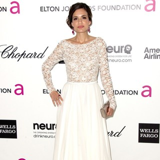 Torrey DeVitto in The 20th Annual Elton John AIDS Foundation's Oscar Viewing Party - Arrivals