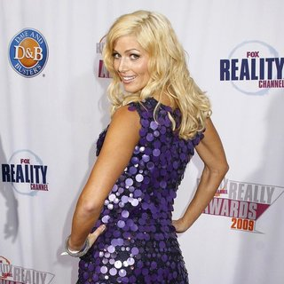 Torrie Wilson in 2009 Fox Reality Channel Really Awards - Arrivals
