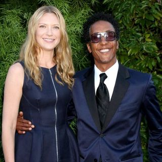 Anna Torv, Andre Royo in The 2011 Saturn Awards - Arrivals