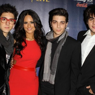 Il Volo in The 4th Annual Holiday Christmas Tree Lighting Ceremony and The Opening of LA Kings - toscano-volo-4th-annual-holiday-christmas-tree-lighting-ceremony-01