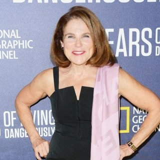 Tovah Feldshuh-National Geographic's Years of Living Dangerously Season 2 World Premiere - Red Carpet Arrivals