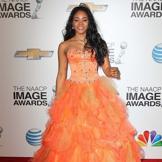 Toy Connor in The 44th NAACP Image Awards
