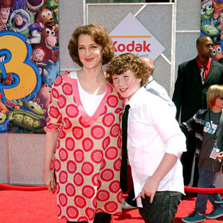 Joan Cusack in Los Angeles Premiere of Walt Disney Pictures 'Toy Story 3' - Arrivals