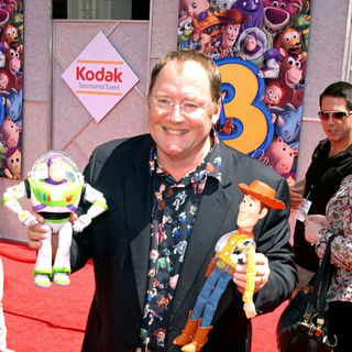 John Lasseter in Los Angeles Premiere of Walt Disney Pictures 'Toy Story 3' - Arrivals