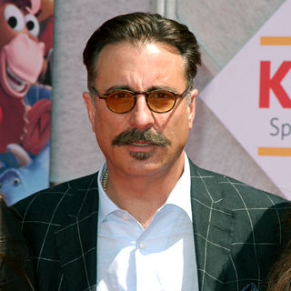 Andy Garcia in Los Angeles Premiere of Walt Disney Pictures 'Toy Story 3' - Arrivals