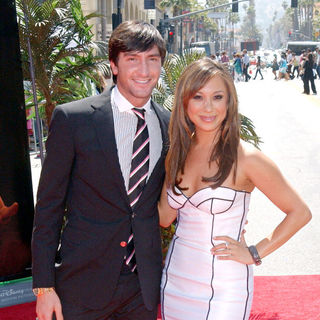 Evan Lysacek, Cheryl Burke in Los Angeles Premiere of Walt Disney Pictures 'Toy Story 3' - Arrivals