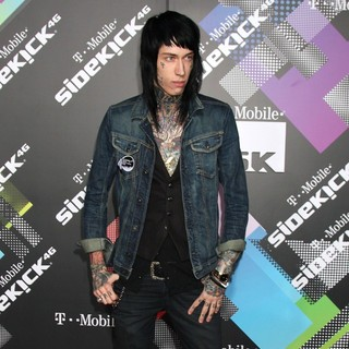 Trace Cyrus in T-Mobile Launch Party of The New Sidekick 4G