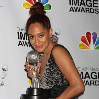 Tracee Ellis Ross in The 43rd Annual NAACP Awards - Press Room