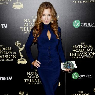 Tracey E. Bregman in The 41st Annual Daytime Emmy Awards - Arrivals