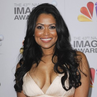 Tracey Edmonds in The 43rd Annual NAACP Awards - Arrivals
