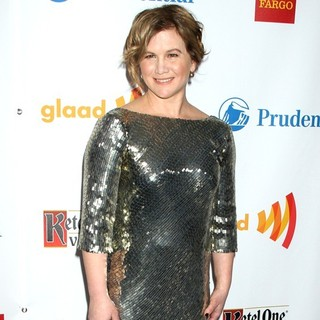 Tracey Gold in 23rd Annual GLAAD Media Awards