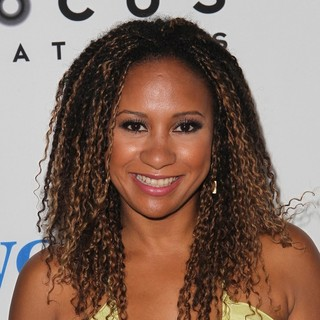 Tracie Thoms in The World's End Hollywood Premiere