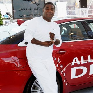 Tracy Morgan - Jaguar's Chill NY Event Celebrating Jaguar's Instinctive All-Wheel Drive Announcement