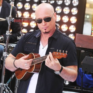 Jimmy Stafford, Train in Train Performing Live During The Today Show Summer Concert Series
