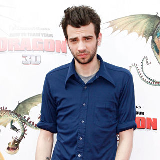 Jay Baruchel in Los Angeles Premiere of 'How to Train Your Dragon'