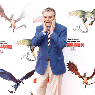 Fred Willard in Los Angeles Premiere of 'How to Train Your Dragon'