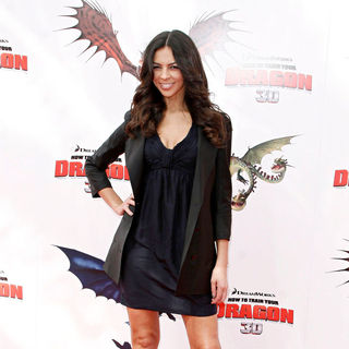 Terri Seymour in Los Angeles Premiere of 'How to Train Your Dragon'