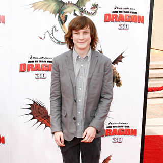 Logan Miller in Los Angeles Premiere of 'How to Train Your Dragon'