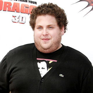 Jonah Hill in Los Angeles Premiere of 'How to Train Your Dragon'